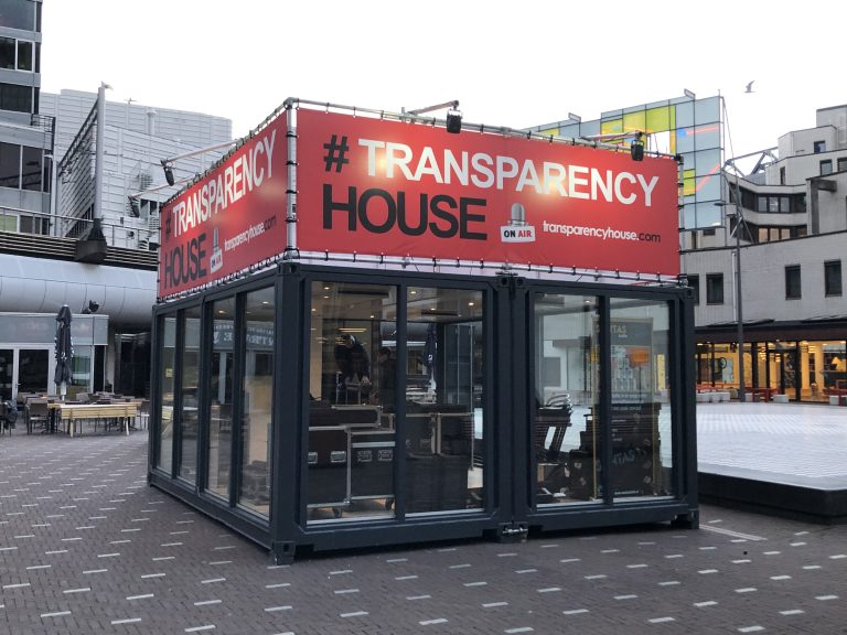 Transparency House Background Foto Huis
